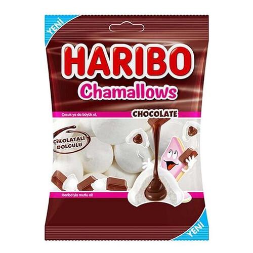 Haribo Chamallows Chocolate 62 Gr