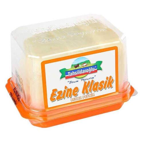 Tahsildaroglu Ezine Klasik Tam Yagli Beyaz Peynir 600 Gr.