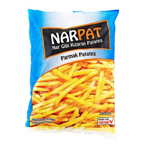 Pınar Narpat Patates 1000 Gr.