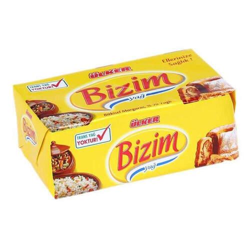 Ülker Bizim Margarin 250 Gr.