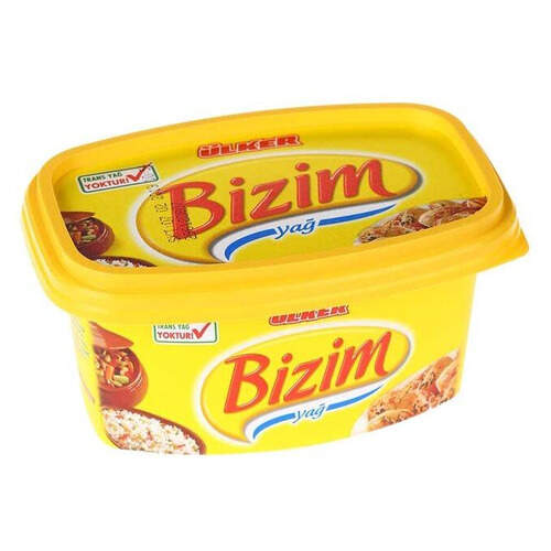 Ülker Bizim Kase Margarin 250 Gr.