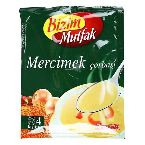 Ülker Bizim Mutfak Mercimek Çorbası