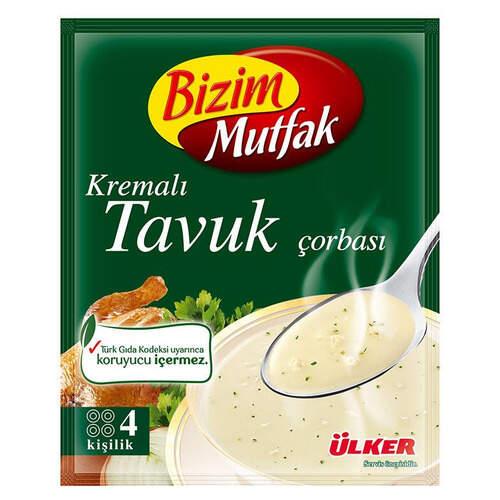 Ülker Bizim Mutfak Kremalı Tavuk Çorbası