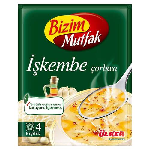 Ülker Bizim Mutfak İşkembe Çorbası