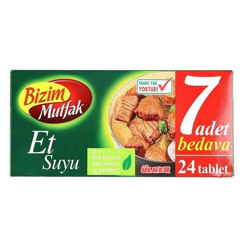 Ülker Bizim Mutfak Et Bulyon 24'lü