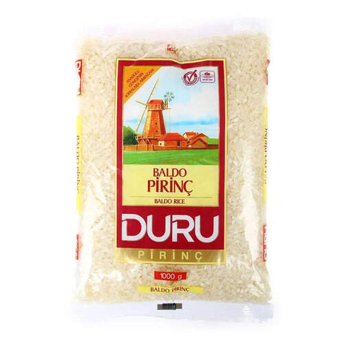 Duru Baldo Pirinç 1 Kg.