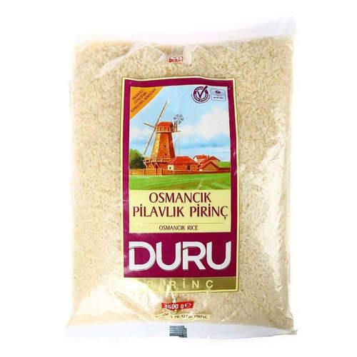 Duru Osmancık Pirinç 2.5 Kg.