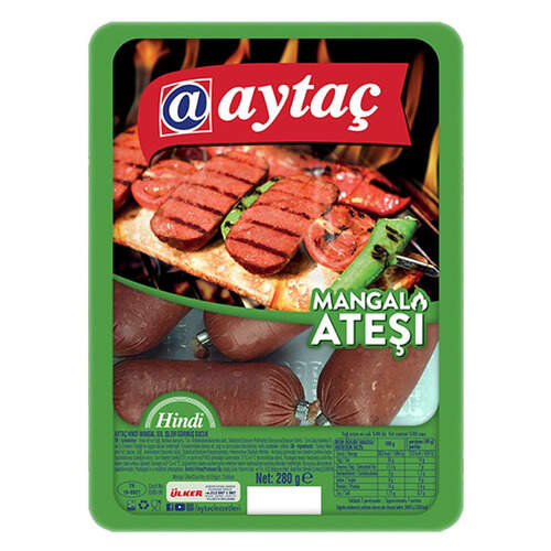 Aytac Mangal Sucuk 280gr