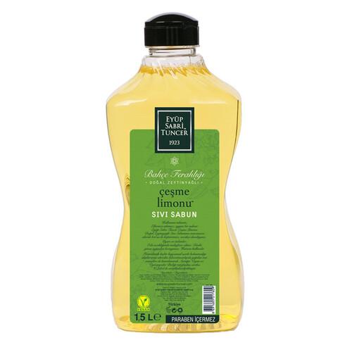Eyup Sabrı Sıvı Sabun Çesme Limonu 1500 Ml.