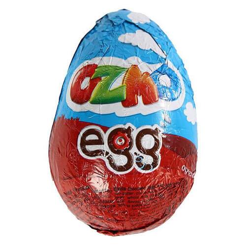 Şölen Ozmo Çikolatalı Yumurta 20 Gr.