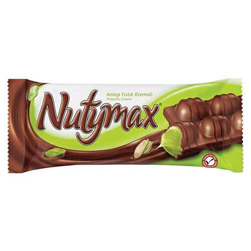 Şölen Nutymax Antep Fıstıklı Çikolata 44 Gr.