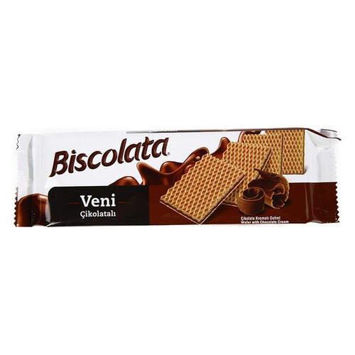 Sölen Çikolata Kremali Gofret 50 Gr.