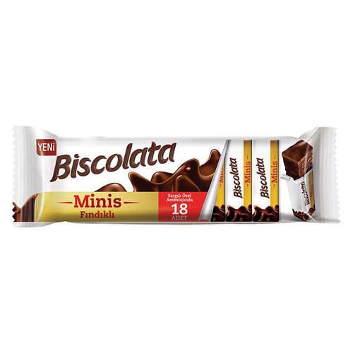Şölen Biscolata Minis 117 Gr.