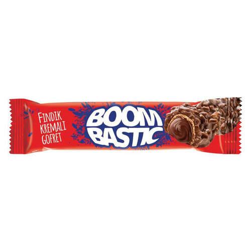 Şölen Boombastic Fındık Kremalı Gofret 32 Gr.