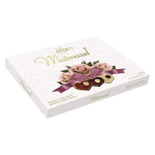 Şölen Matmazel Çift Katlı Çikolata 300 Gr.