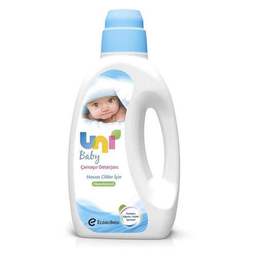 Uni Baby Çamaşır Deterjanı Sıvı 1500 Ml.