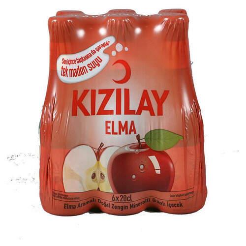 Kizilay Soda Elma Aromali 200 Ml.