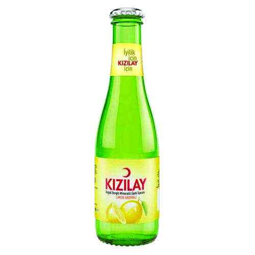 Kızılay Soda Limon C+ Aromalı 200 Ml.