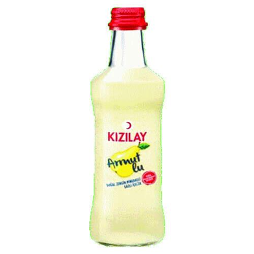 Kızılay Soda Premium Armut Aromalı 250 Ml.