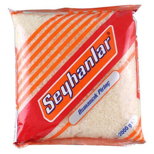 Seyhanlar Osmancık Pirinç 2 Kg.