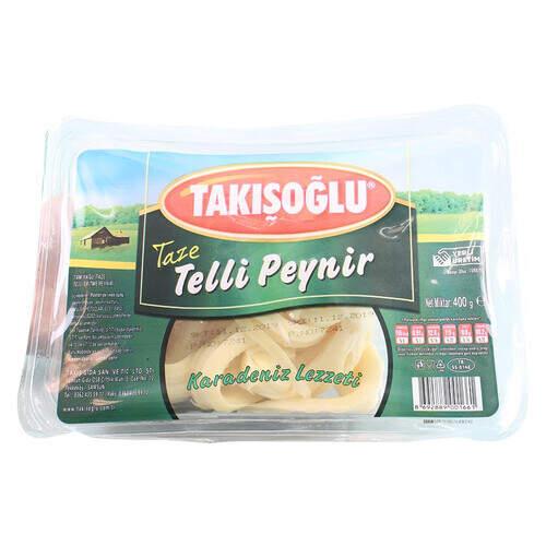 Takışoğlu Tel Peynir 400 Gr.