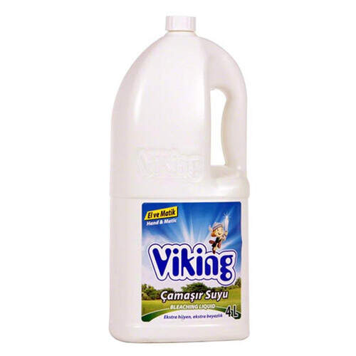 Viking Çamasir Suyu 4 L.