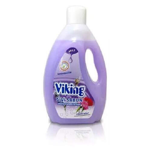 Viking Sıvı Sabun Lavanta 2000 Ml.