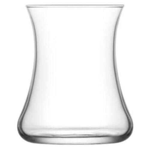 Lav Lal Çay Bardağı 6'lı (lal344e)