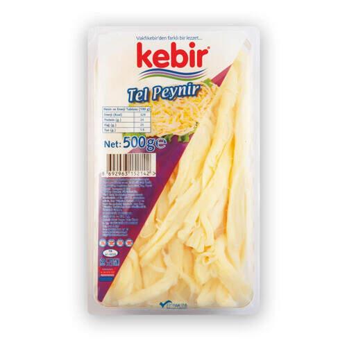 Kebir Tel Peynir 500 Gr.