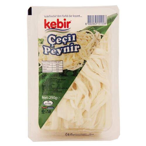 Kebir Çeçil Peyniri 250 Gr.