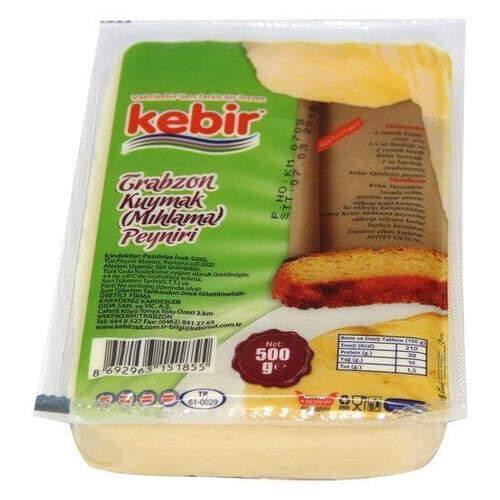 Kebir Trabzon Kuymak Peyniri 500 Gr.
