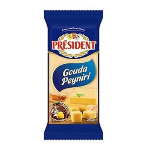 Presıdent Gouda Peynir 220r