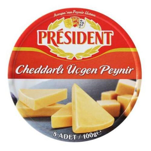 Presıdent Üçgen Peynir 100gr