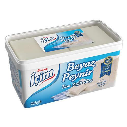 Ülker İçim Tam Yağlı Beyaz Peynir 900 Gr.