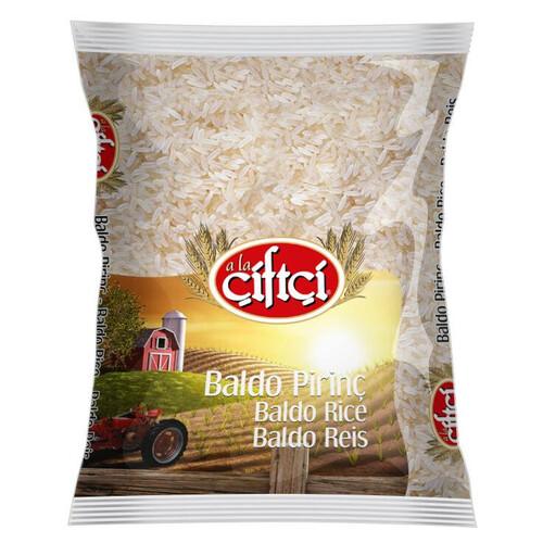 Çiftçi Baldo Pirinç 1 Kg.