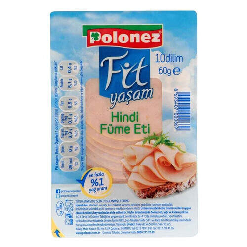 Polonez Hindi Füme 60gr.
