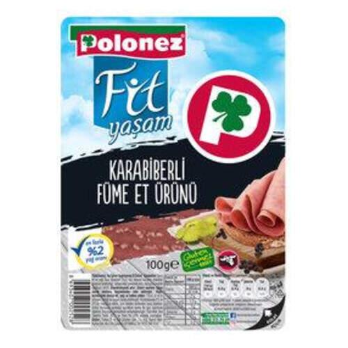 Polonez Karabiberli Et Füme 100gr.