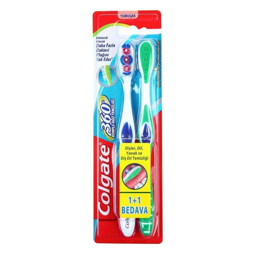 Colgate Soft Diş Fırçası 360 Cc.