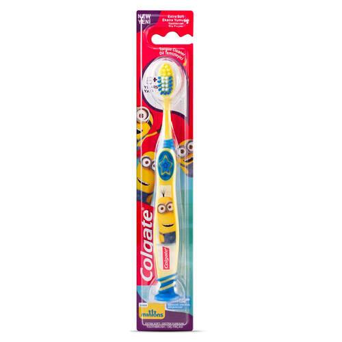 Colgate Minyonlar Extra Soft Çocuk Diş Fırçası 6+yaş