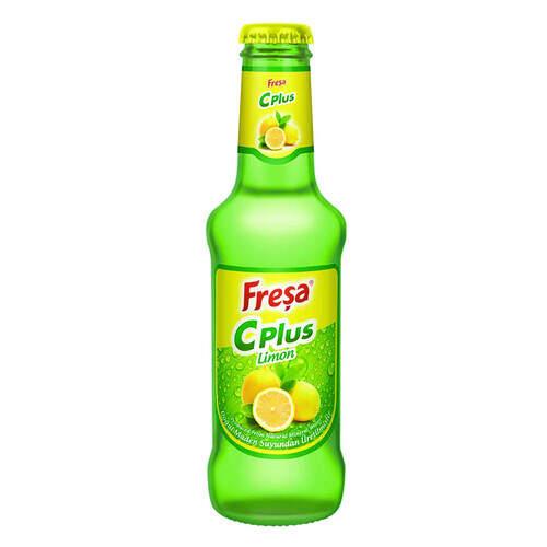 Fresa Maden Soda C Plus Limon Aromali 200 Ml.