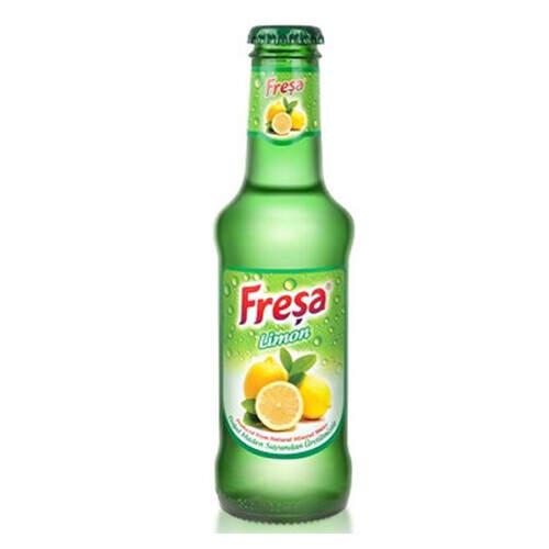 Freşa Maden Soda Limon Aromalı 200 Ml.
