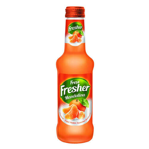Fresher Mandalina Aromalı 200 Ml.