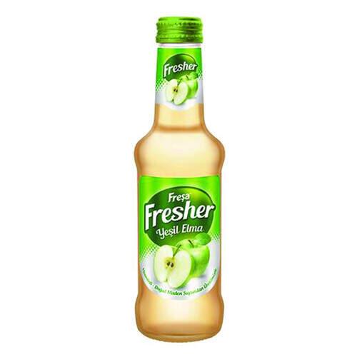 Fresher Yeşil Elma Aromalı 200 Ml.