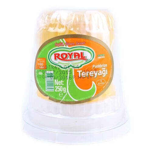 Royal Tereyağı 250 Gr.