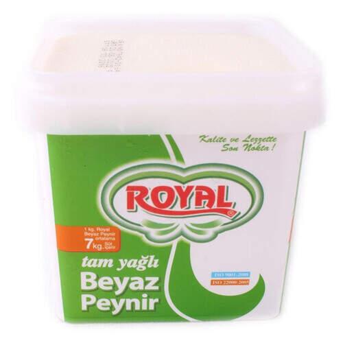 Royal Tam Yağlı Beyaz Peynir 500 Gr.