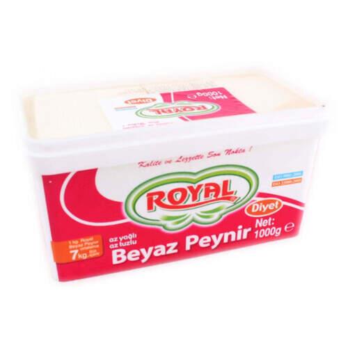 Royal Diyet Beyaz Peynir Kg.