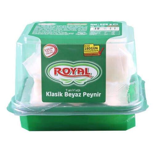 Royal Klasik Peynir 525 Gr.