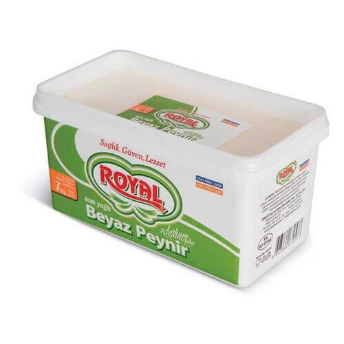 Royal Tam Yagli Beyaz Peynir 800 Gr.