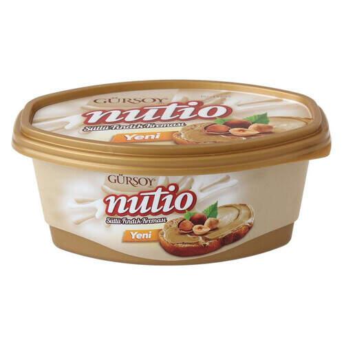 Gürsoy Nutio Sütlü Fındık Kreması 400 Gr.