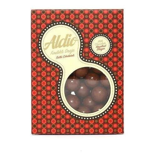 Aldio Draje Sütlü Çikolatalı 200 Gr.